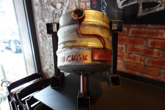 オリオンの樽