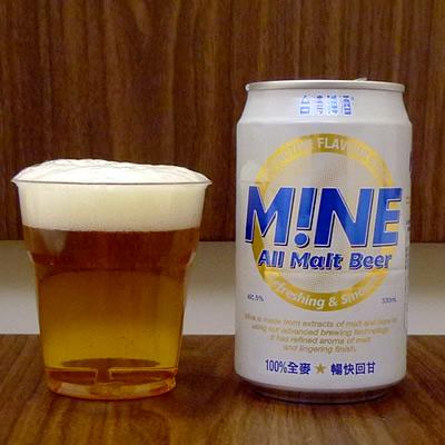 台湾啤酒 M!NE