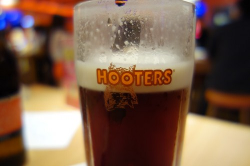 HOOTERS GINZA