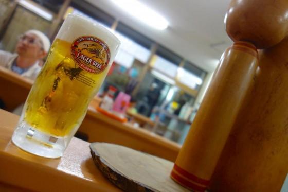 キリンラガー(450円)