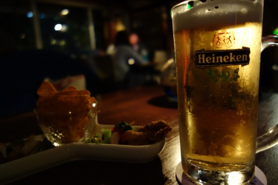 ビール&おつまみ