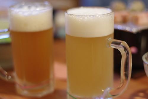 高円寺麦酒工房のビール