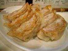 東北菜館 焼餃子