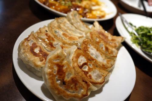 香港ロジ 焼き餃子