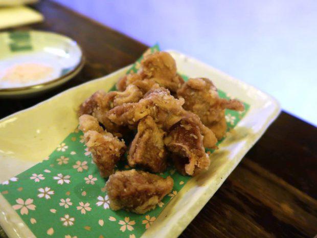 砂肝(380円)