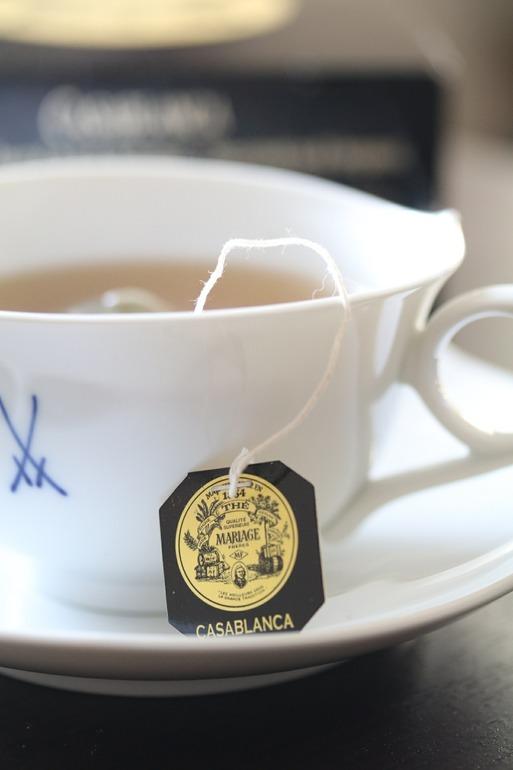 【日記】カサブランカ という紅茶