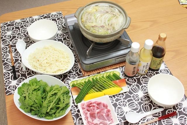 ■白菜と豚バラの重ね鍋