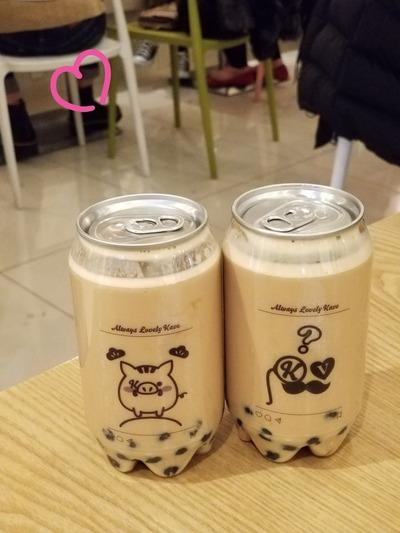 【食べ歩き】韓国料理のお刺身屋さんと、タピオカミルクティがのめるカフェ