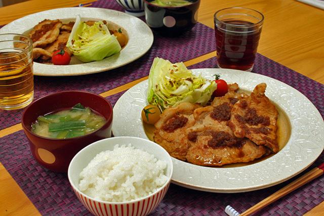 ■生姜焼き