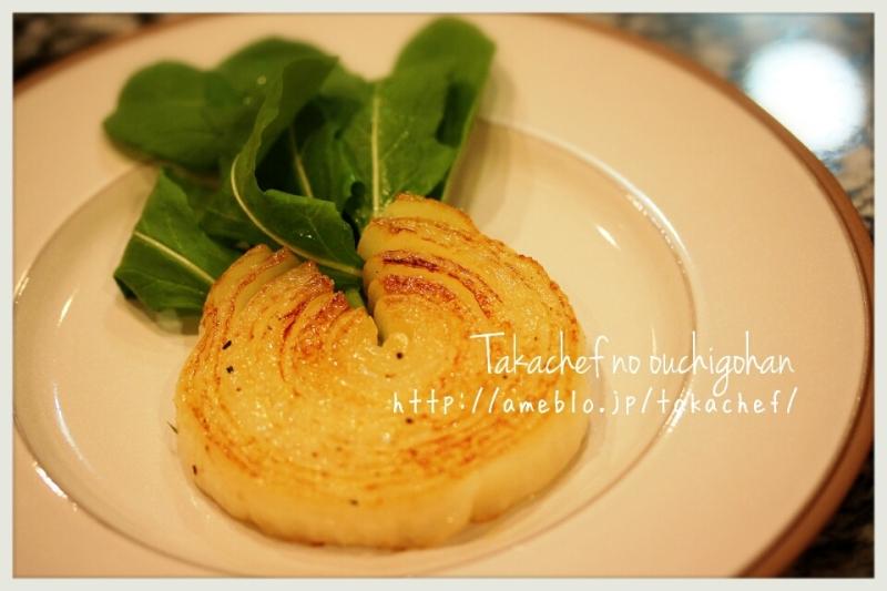 【料理】玉ねぎステーキ