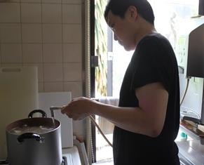 【料理】コンソメスープを作る その④