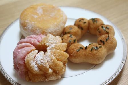 ■ミスタードーナツ ポン・デ・しょうゆ