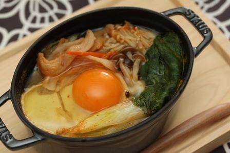 チゲ風スープ