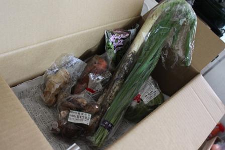 ■今週もお野菜が来た!!