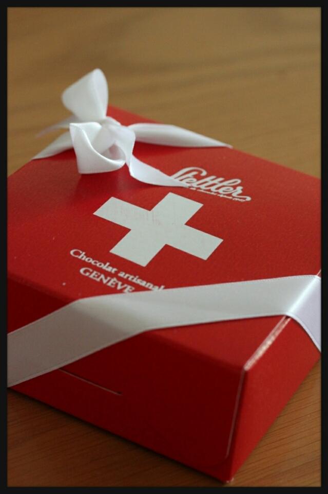 ■ステットラーのチョコレート