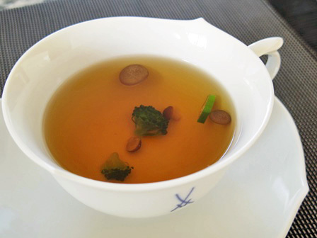 ■ダブルコンソメスープ