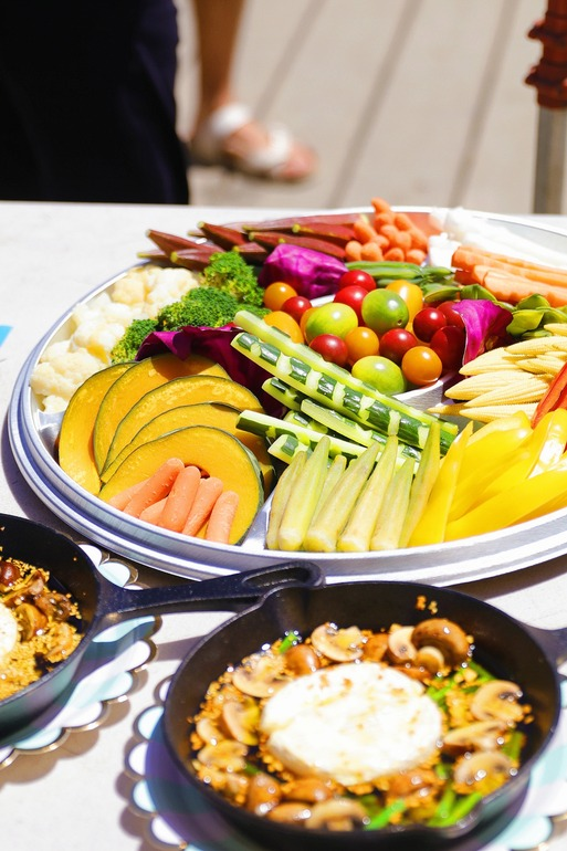 【livedoorブロガーイベント】『豊洲でBBQ&一流シェフから料理を教わろう』~豊洲 WILDMAGIC