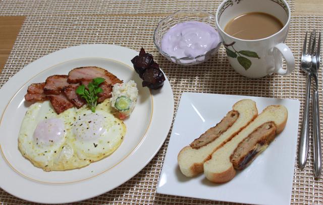 ■日勤の日の朝ごはん