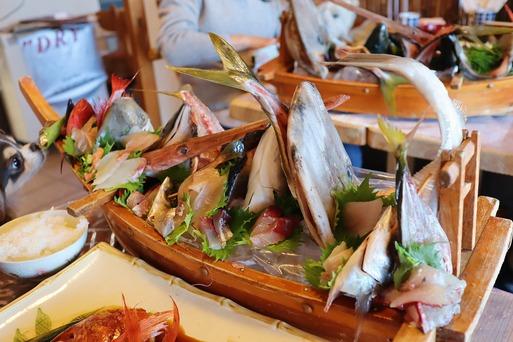 【ごはん処】お魚料理を堪能してきたぞ~