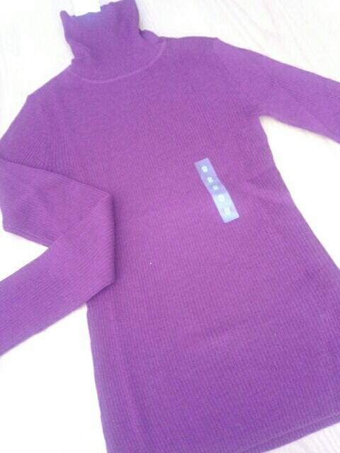 ■ユニクロのセーター