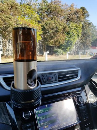 【グッズ】車の中の消臭器