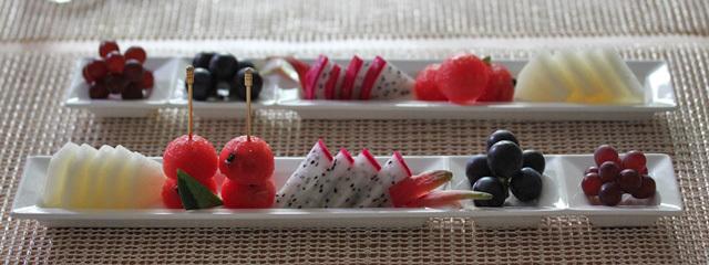 ■フルーツ プチ盛り合わせ