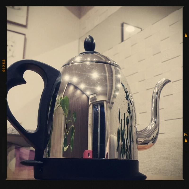 ■ラッセルホブスの カフェケトル