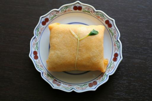 【贈り物バイブル】八竹の茶巾寿司