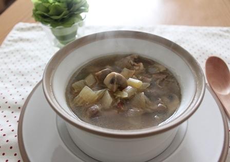 ■ご質問のお返事  ~スープ皿~