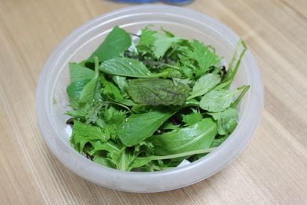 ■10/5に水菜の保存、追加しました。 たかシェフに聞いて追記しました。 野菜の保存