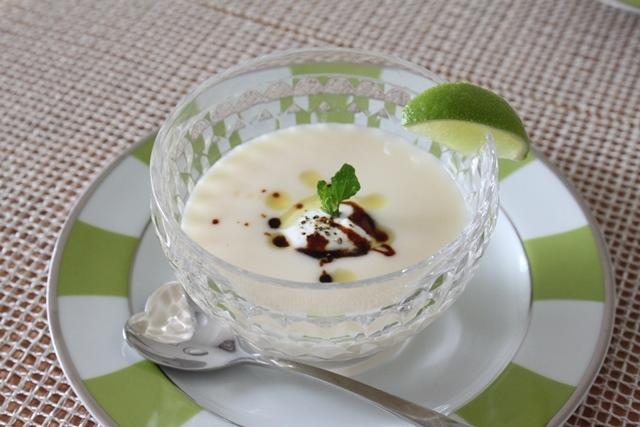 ■桃のスープ その②