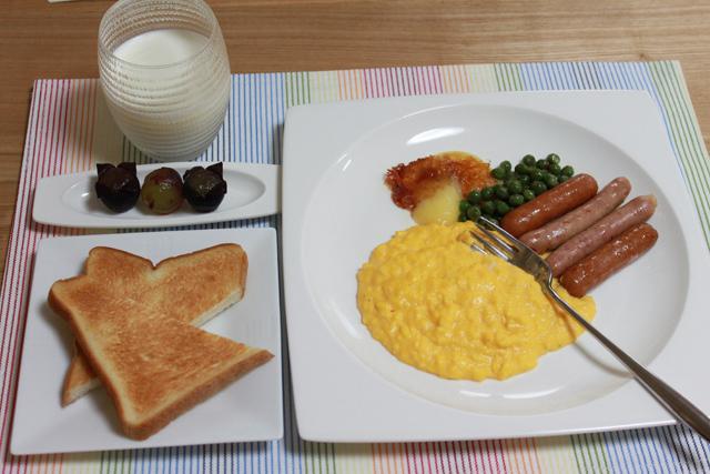 ■朝ごはん
