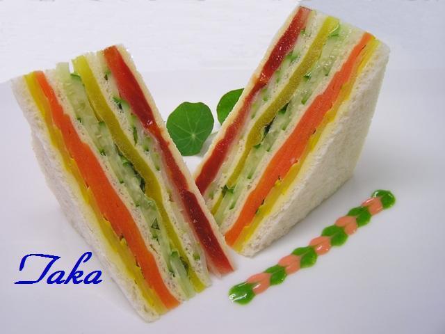■サンドイッチ総特集  ~サンドイッチ講座受付開始記念???~