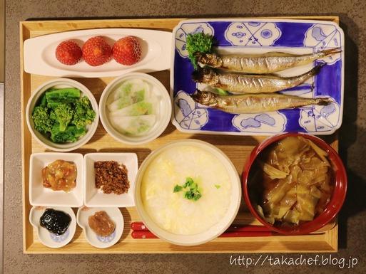 【料理】売れっ子さんの真似っこ夜ご飯