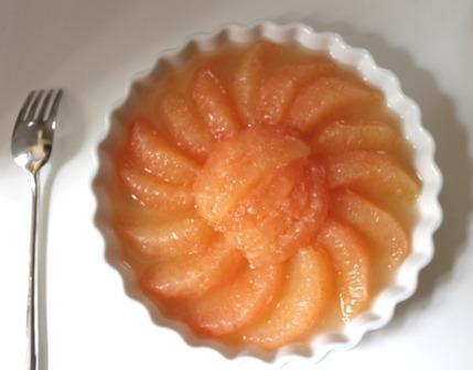 【料理】グレープフルーツチャレンジしたなぁ~