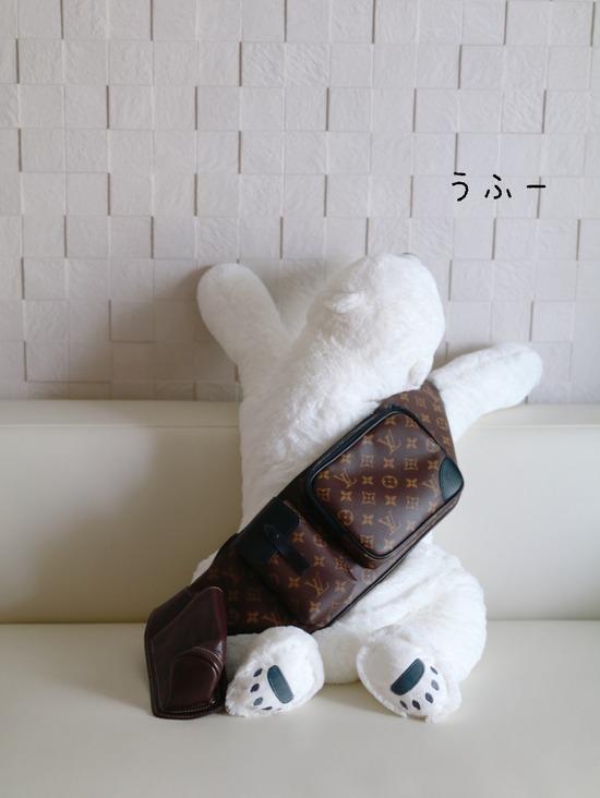 【後編】お誕生日のお返しと、まさかのおさんぽバッグ