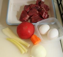 【料理】コンソメスープを作る その⑤