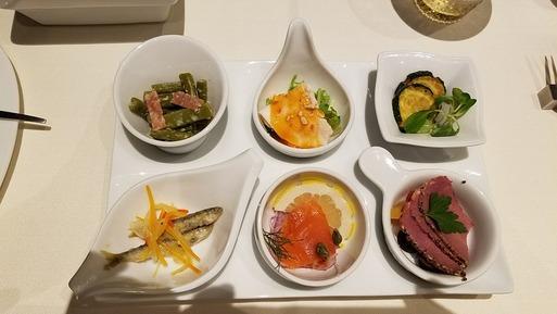 【犬旅】レジーナリゾート軽井沢 ディナー編