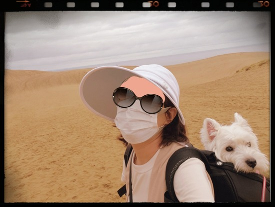 【旅の続き】ドライブ旅の行先は 「鳥取砂丘」だった
