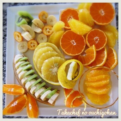 ■アグリマートのフルーツで!盛り合わせ
