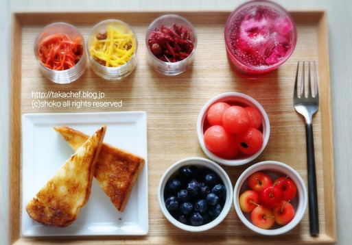 【料理】朝ごはん