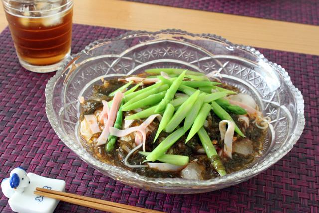 ■もずく素麺