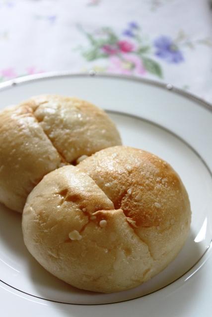 ライフ 小麦の郷 ピーナツパン