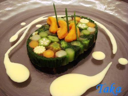 ■春野菜のクロッカン