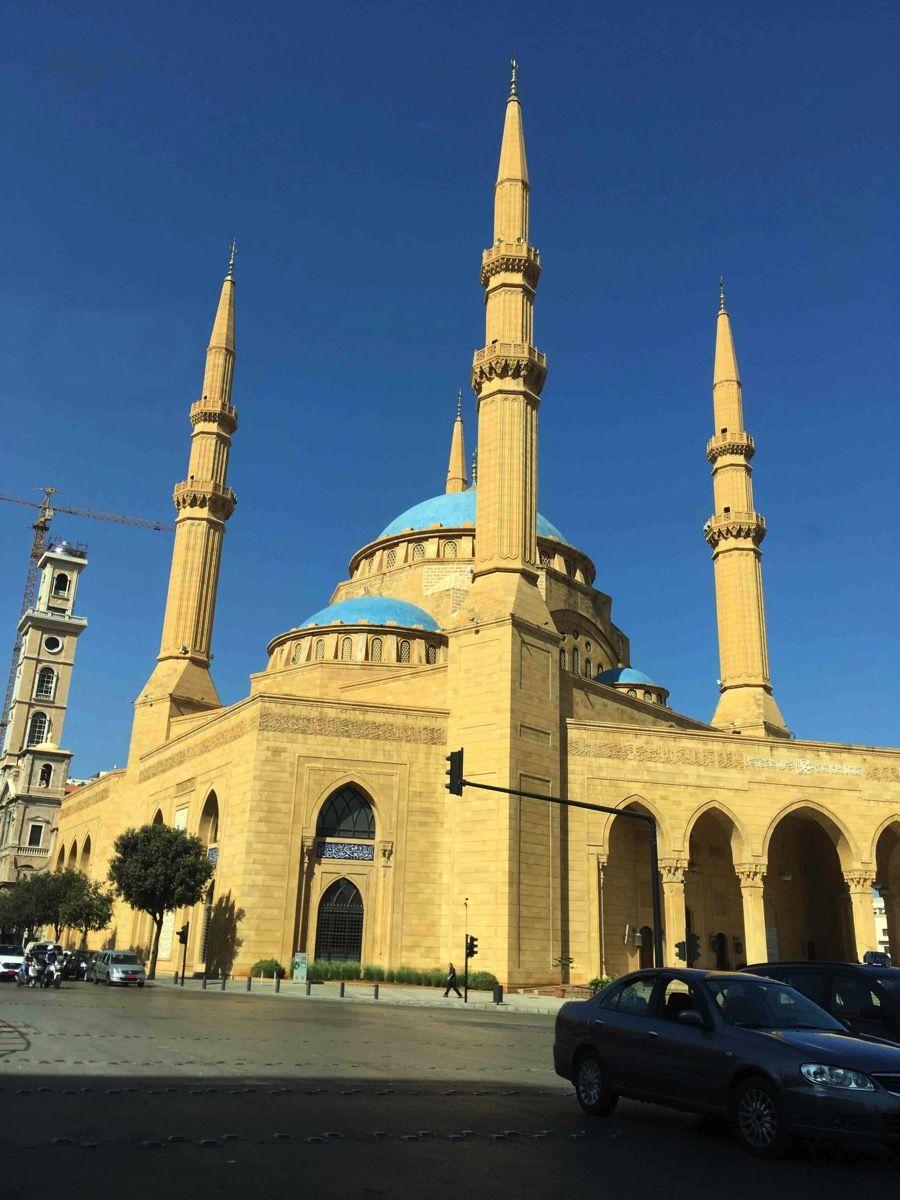 ベイルートのモスク