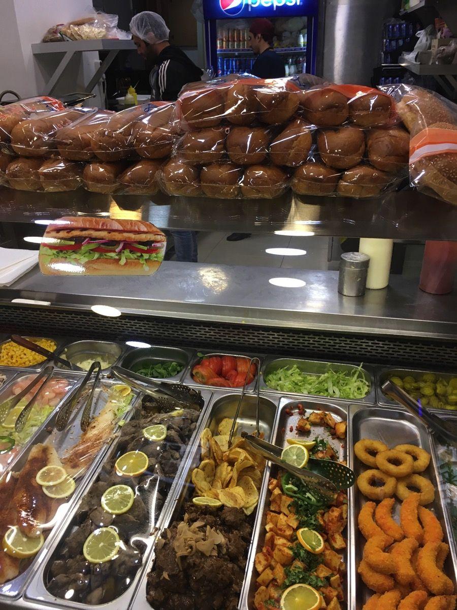 サンドウィッチ屋1