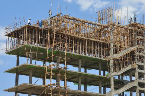 Ethiopia construction