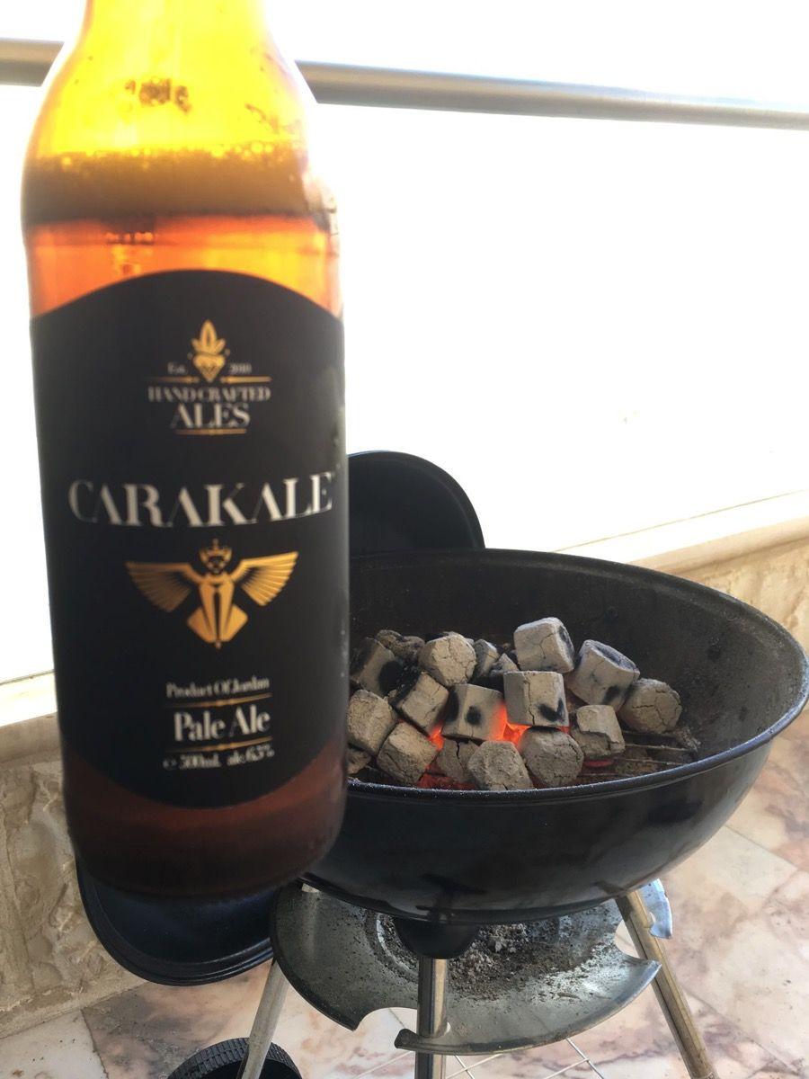 BBQにてCarakale