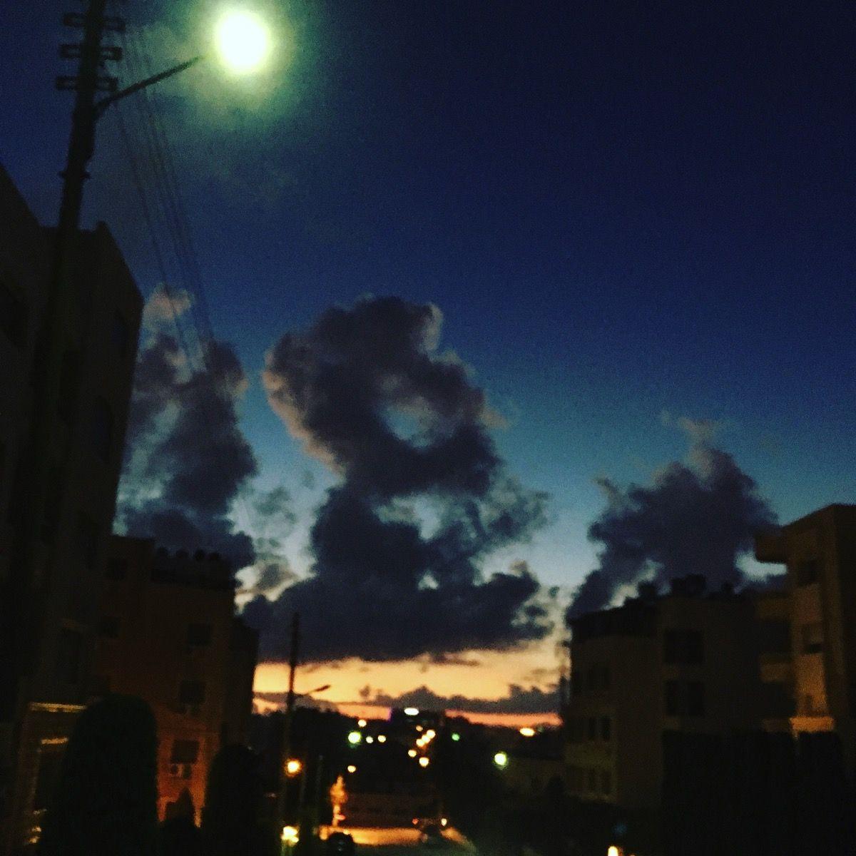 素敵な夕焼け