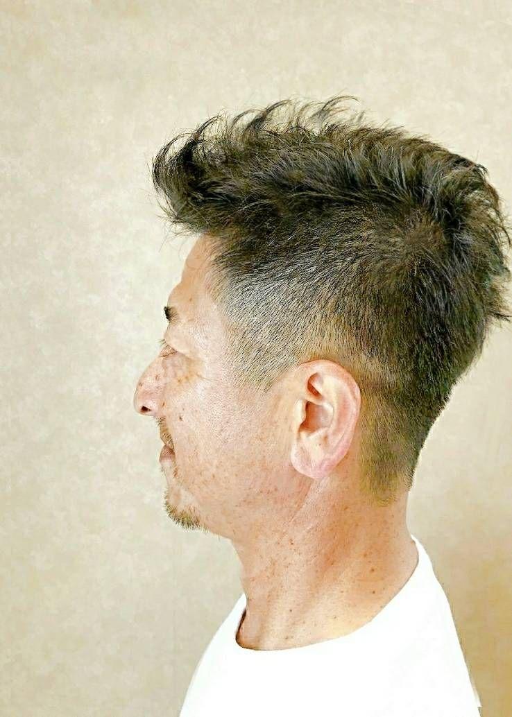 代 髪型 40 男性